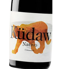 KUDAW NATIVO Cinsault 2015