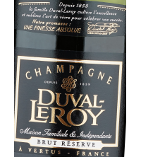 DUVAL LEROY Champagne Brut Reserve