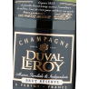 DUVAL LEROY Champagne Brut Reserve Magnum