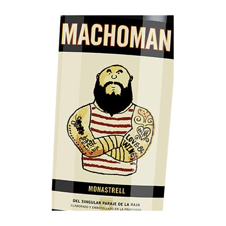 Macho Man Monsatrell MMM Magnum
