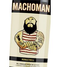 MACHO MAN Monastrell Rehoboam 2016 (5 Litros)