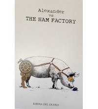 ALEXANDER vs THE HAM FACTORY