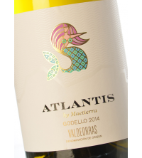 ATLANTIS Blanco Godello 2017