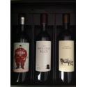 ESTUCHE BLACK BOX CASA ROJO Rueda, Rioja y Ribera