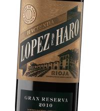 HACIENDA LÓPEZ DE HARO Gran Rva