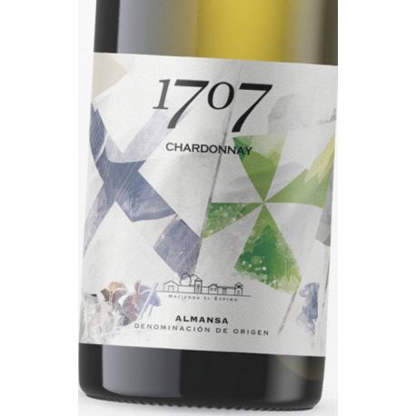 1707 CHARDONNAY Blanco 2018