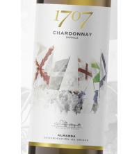 1707 CHARDONNAY BARRICA Blanco 2015