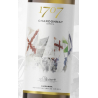 1707 CHARDONNAY BARRICA Blanco 2017
