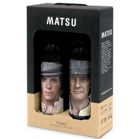 ESTUCHE MATSU - PÍCARO Y RECIO
