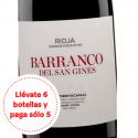 BARRANCO DEL SAN GINÉS  2015 (6 botellas)