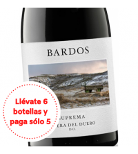 BARDOS SUPREMA 30 Meses 2016 (6 botellas)