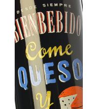 BIENBEBIDO QUESO Tinto Roble 2012
