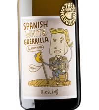 SPANISH WHITE GUERRILLA Riesling 2016