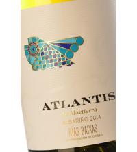 ATLANTIS Blanco Albariño 2016