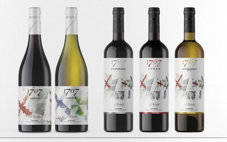 Comprar vino al mejor precio de Bodega Hacienda el Espino