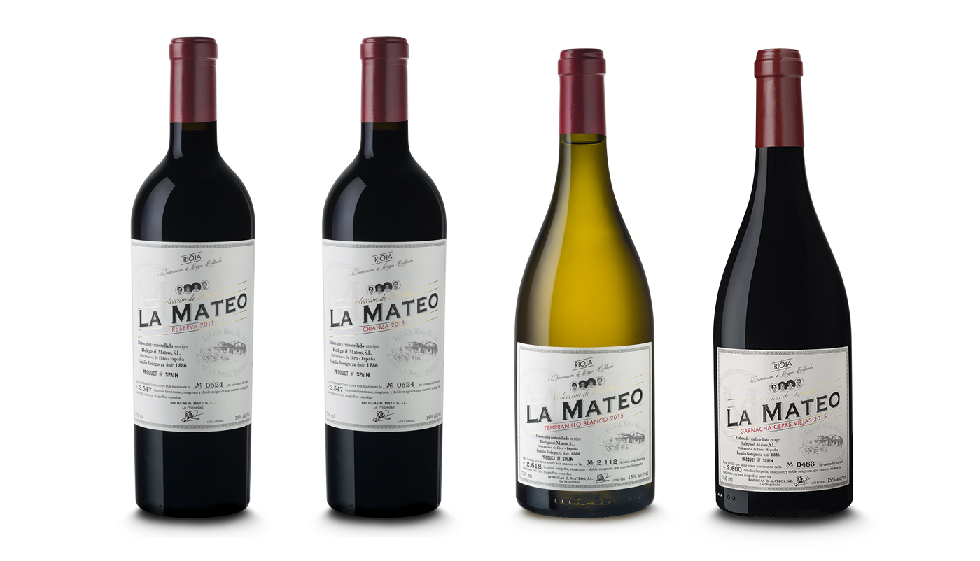 Comprar vino al mejor precio de Bodegas de Mateos