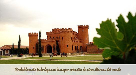 Mayor tienda online de vinos de Bodega Castillo de Maetierra