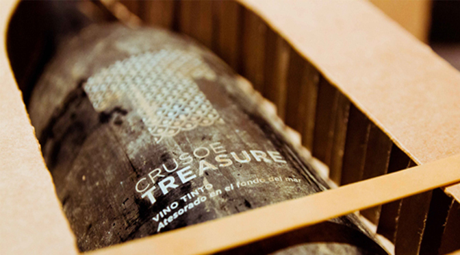 Mayor tienda online de vinos de Bodega Crusoe Treasure