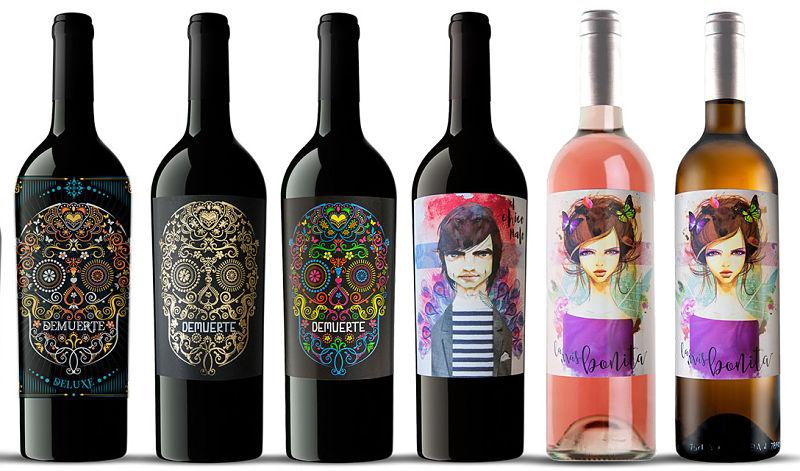 Familia de Vinos Demuerte