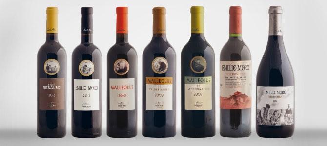 Comprar vino al mejor precio de Bodega Emilio Moro