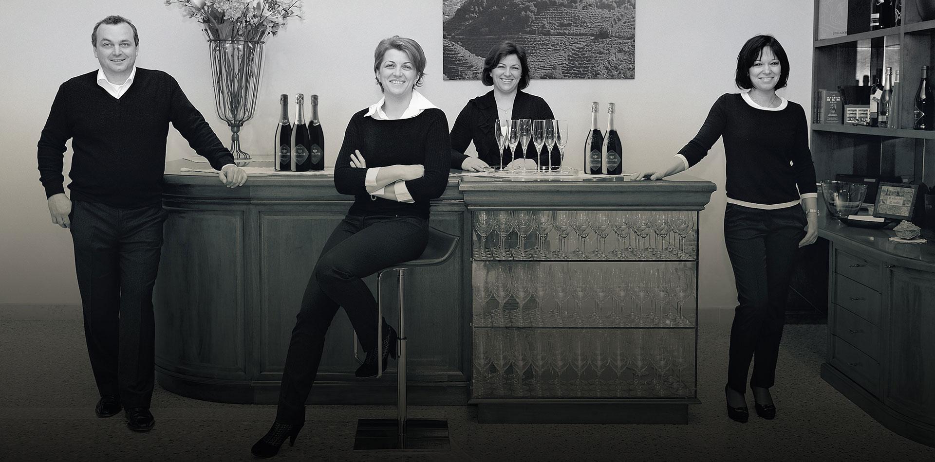Mayor tienda online de vinos de Bodega Azienda Vinícola Follador