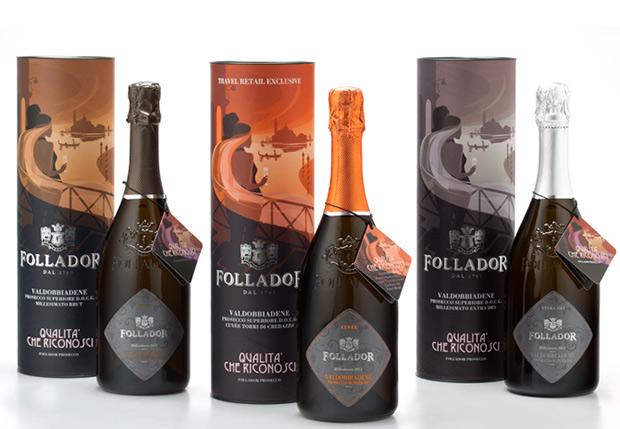 Comprar vino al mejor precio de Bodega Azienda Vinícola Follador
