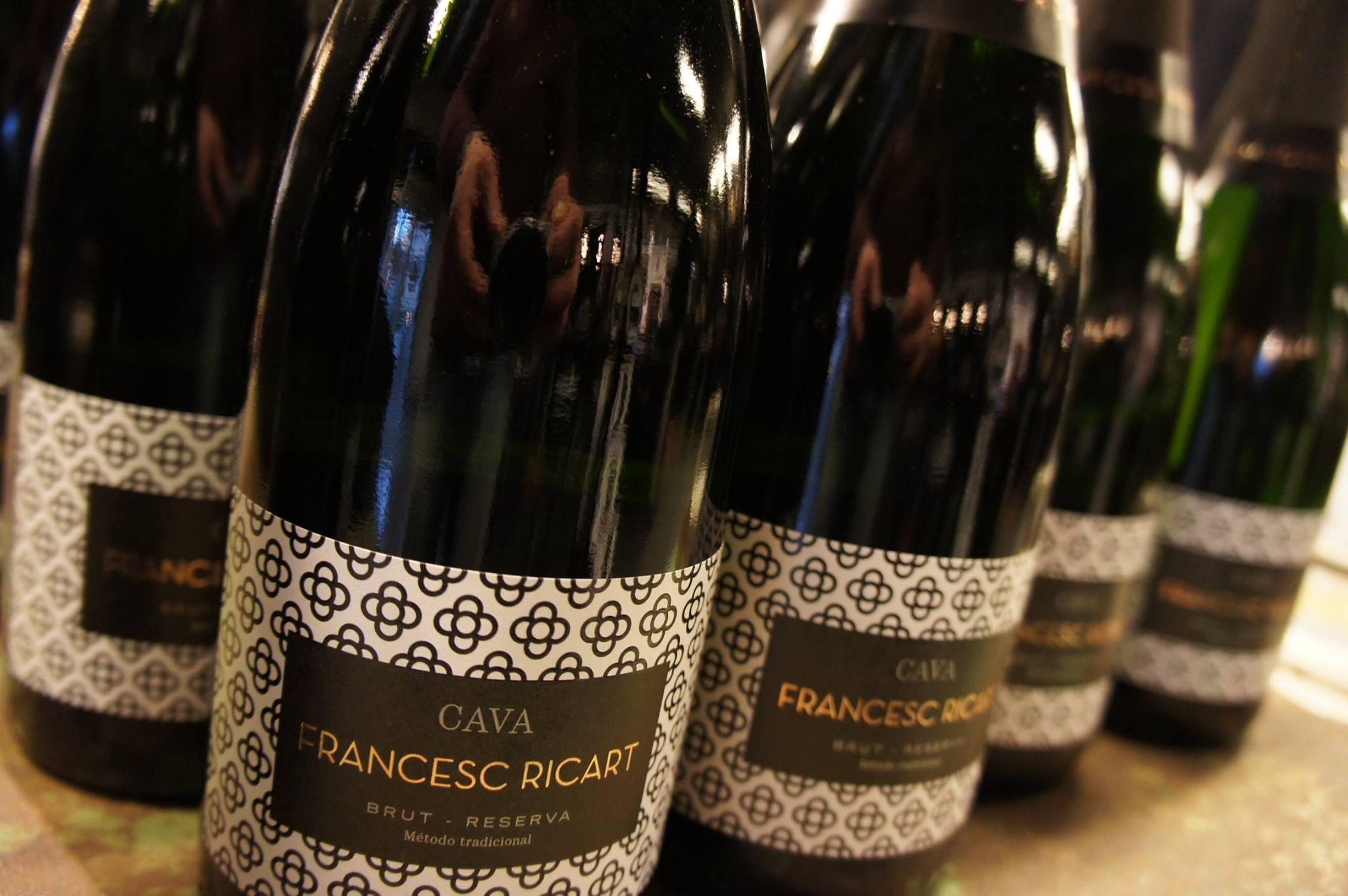 Comprar vino al mejor precio de Bodega Francesc Ricart