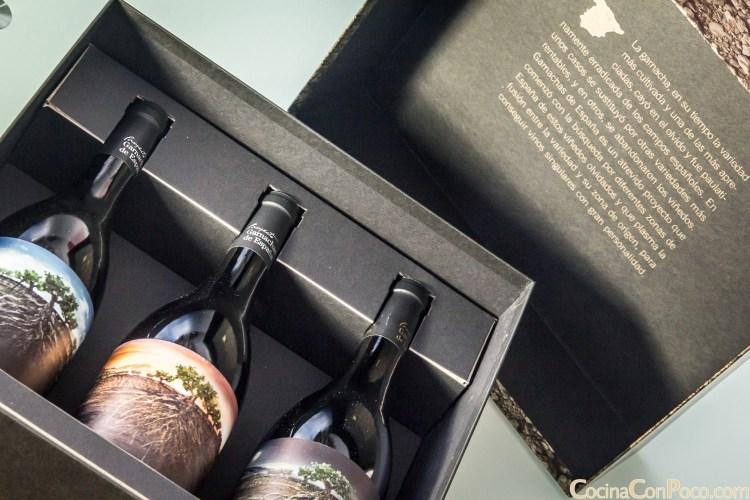 Mayor tienda online de vinos de Bodega Proyecto Garnachas de España