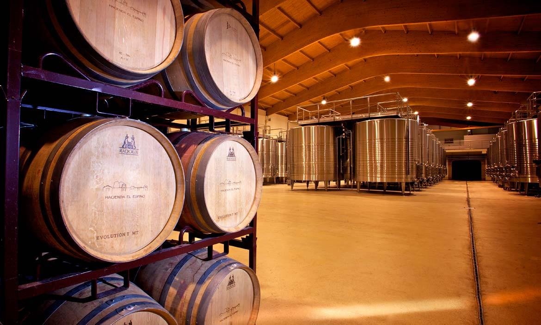 Comprar vino al mejor precio de Bodega Hacienda el Espinar