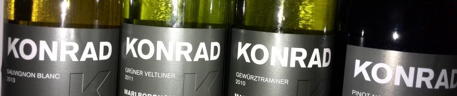 Vinos de Konrad Wines