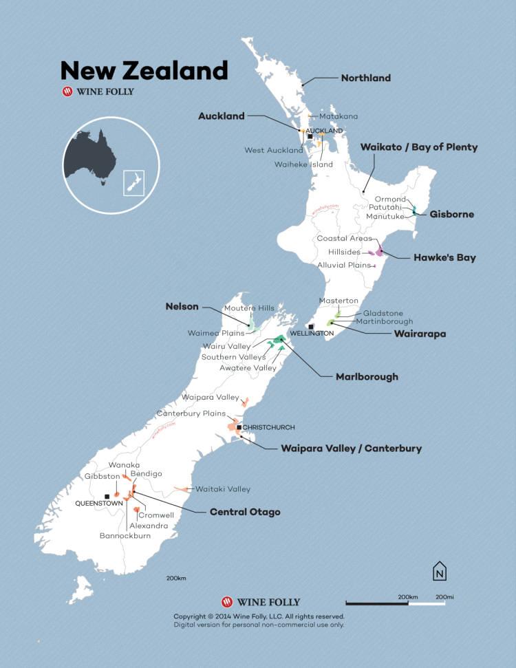 Mejor tienda de Sauvignon Blanc de Nueva Zelanda