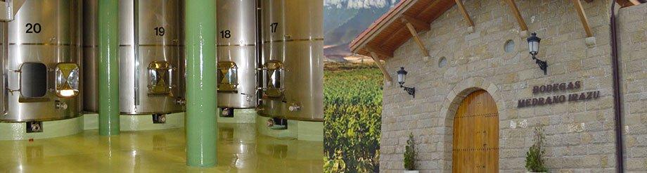 Comprar vino al mejor precio de Bodega Amador Medrano