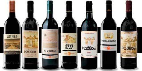 Comprar vino al mejor precio de Bodega Pesquera