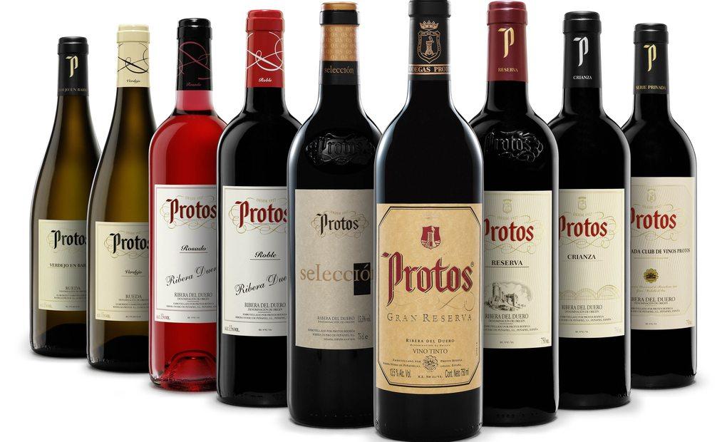 Comprar vino al mejor precio de Bodega Protos