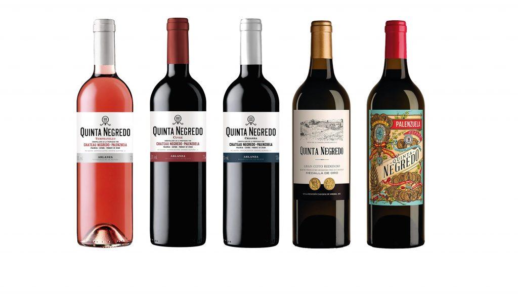 Comprar vino al mejor precio de Bodega Quinta Negredo