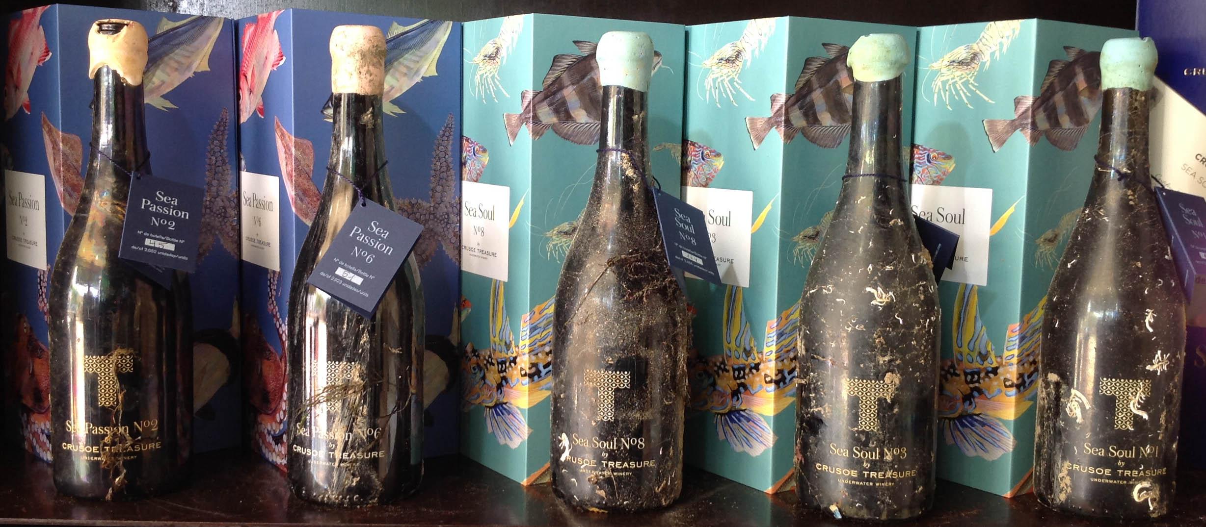 Comprar vino al mejor precio de Bodega Crusoe Treasure
