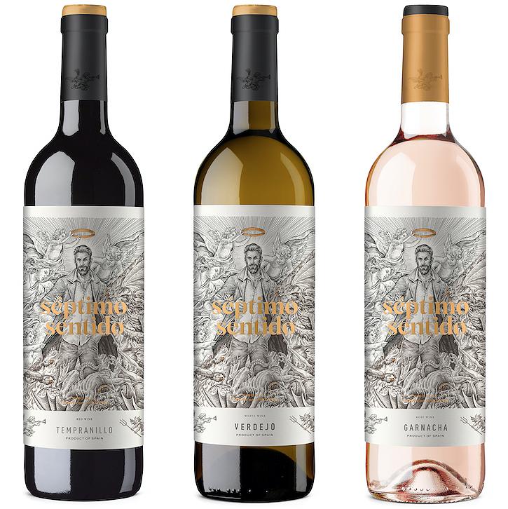 Comprar vino al mejor precio de Séptimo Sentido