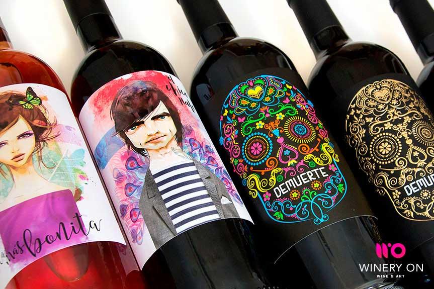 Mayor tienda online de vinos de Bodega Winery On