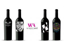 WineryArt, vinos de calidad y diseño rompedor