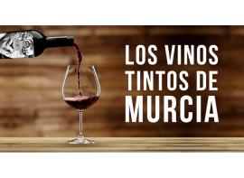 Vinos tintos de Murcia